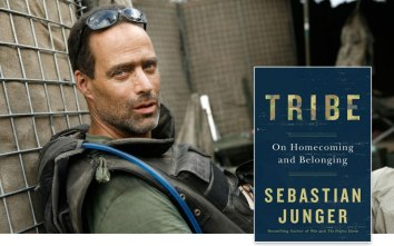 Image result for tribe sebastian junger